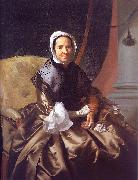 John Singleton Copley Mrs Thomas Boylston oil on canvas