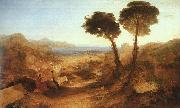 Joseph Mallord William Turner The Bay of Baiaae with Apollo and the Sibyl oil on canvas