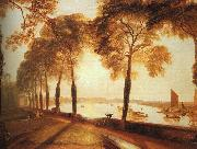 Joseph Mallord William Turner Mortlake Terrace oil painting reproduction