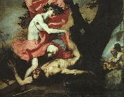 Jusepe de Ribera The Flaying of Marsyas oil