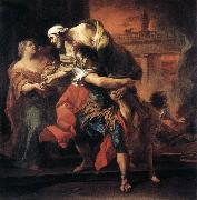 LOO, Carle van Aeneas Carrying Anchises sg oil on canvas
