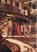 MANTEGNA, Andrea Agony in the Garden (detail) sg oil painting