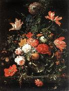 MIGNON, Abraham Flowers sye oil painting reproduction