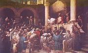 Mihaly Munkacsy Ecce Homo oil painting reproduction