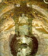 Mikolajus Ciurlionis Rex oil on canvas