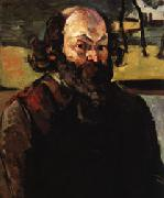Paul Cezanne Self-Portrait oil painting reproduction