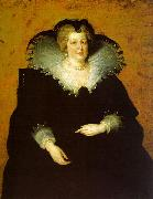Peter Paul Rubens Portrait of Marie de Medici oil on canvas