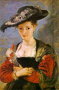 Peter Paul Rubens The Straw Hat oil on canvas