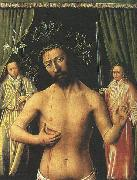 Petrus Christus The Man of Sorrows oil painting reproduction