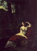 Pierre-Paul Prud hon The Empress Josephine oil on canvas