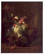 Rachel Ruysch Still Life of Flowers oil