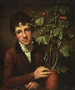 Rembrandt Peale Rubens Peale with Geranium oil