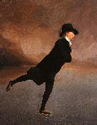 Sir Henry Raeburn The Reverend Robert Walker Skating oil