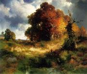 Thomas Moran Autumn oil painting reproduction