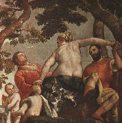 VERONESE (Paolo Caliari) The Allegory of Love: Unfaithfulness wet oil painting reproduction