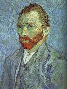 Vincent Van Gogh Self Portrait at Saint Remy oil painting