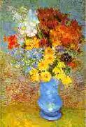 Vincent Van Gogh Vase of Daisies, Marguerites and Anemones china oil painting artist