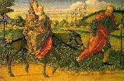 Vittore Carpaccio The Flight into Egypt china oil painting artist