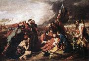 WEST, Benjamin The Death of General Wolfe china oil painting artist