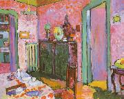 Wassily Kandinsky Interior oil painting reproduction