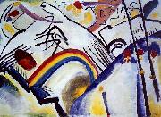 Wassily Kandinsky Cossacks oil painting reproduction