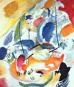 Wassily Kandinsky Improvisation 31 oil painting artist
