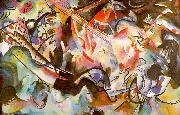 Wassily Kandinsky Composition VI oil painting artist