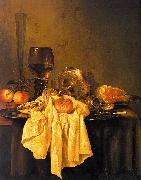 Willem Claesz Heda Still Life 001 oil on canvas