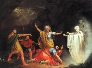 William Sidney Mount Saul and the Witch of Endor oil painting reproduction