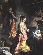 Barocci, Federico The Nativity oil painting reproduction