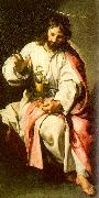 Cano, Alonso St. John the Evangelist with the Poisoned Cup a oil on canvas