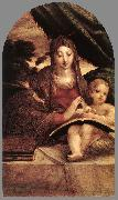 PARMIGIANINO Madonna and Child sg oil painting