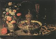 PEETERS, Clara Still-life du oil on canvas