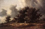 RUYSDAEL, Salomon van After the Rain tg oil