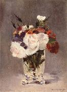 Edouard Manet Roses oil painting reproduction