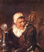 Frans Hals Malle Babbe,die Hex von Harrlem oil painting reproduction