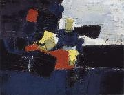Nicolas de Stael Footballer oil painting reproduction