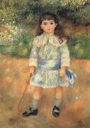 Pierre Auguste Renoir Child with a Whip oil