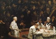 Thomas Eakins Hayes Agnew Operation Clinical painting