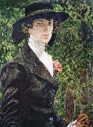 Alexander Yakovlevich GOLOVIN Portrait oil painting reproduction