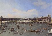 Canaletto Marine painting oil painting reproduction