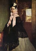 Edgar Degas Lady oil painting reproduction