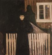 Edvard Munch Moonlight oil painting reproduction
