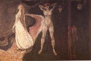 Edvard Munch Lady oil painting reproduction