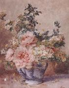 F.Rivoire Apple Blossoms with Peonies oil