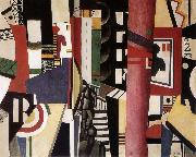 Fernard Leger City oil painting reproduction