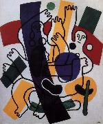 Fernard Leger Dance oil painting reproduction