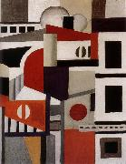 Fernard Leger House painting