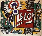 Fernard Leger Bole oil painting reproduction