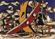 Fernard Leger Landscape oil painting reproduction